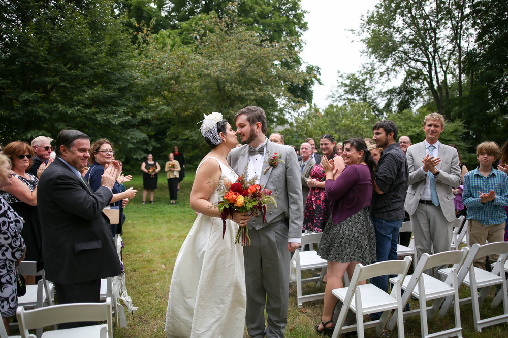 Offbeat Historical Society Wedding