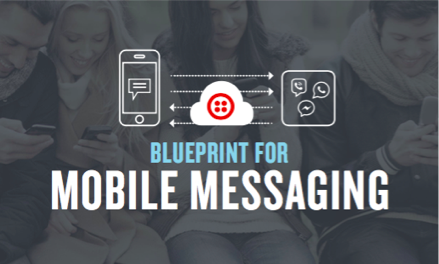 Blueprint for Mobile Messaging offers a practical framework based on learnings from our customers such as Uber, Airbnb, and Nordstrom. It's your map to building a better customer experiences using messaging. DOWNLOAD EBOOK ➔