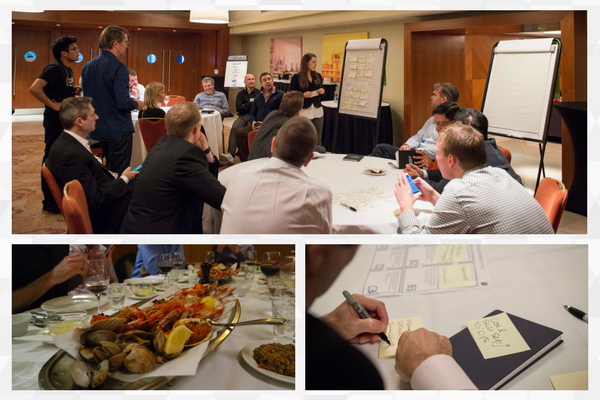 Corporate Meetings & Company Retreats - Team-building RetreatsMeetingsBoard & PartnerClient Dinners