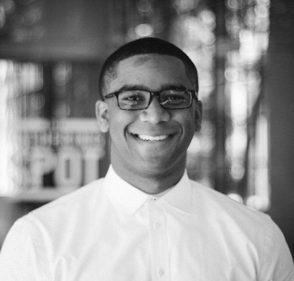 Co-Founder, The Gathering Spot, Ryan Wilson