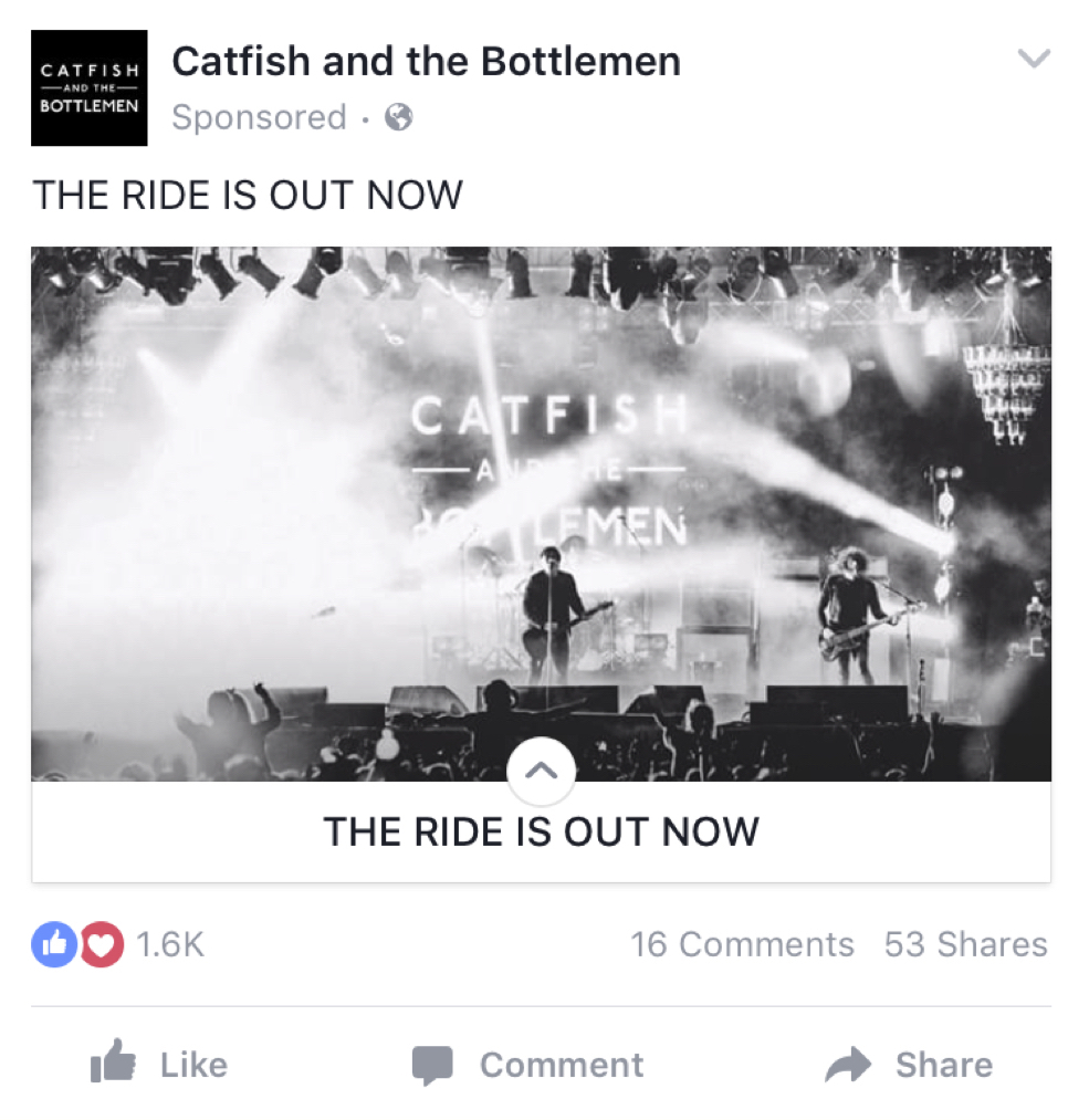 Catfish And The Bottlemen The Ride Advertisement.jpg