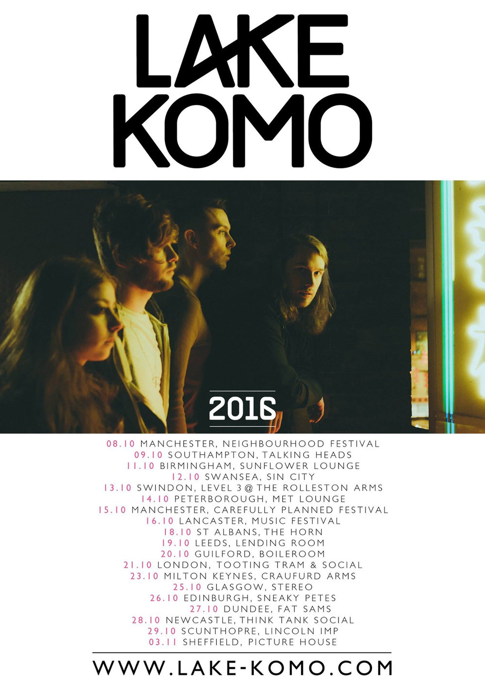 Lake Komo October '16 Tour Poster.jpg