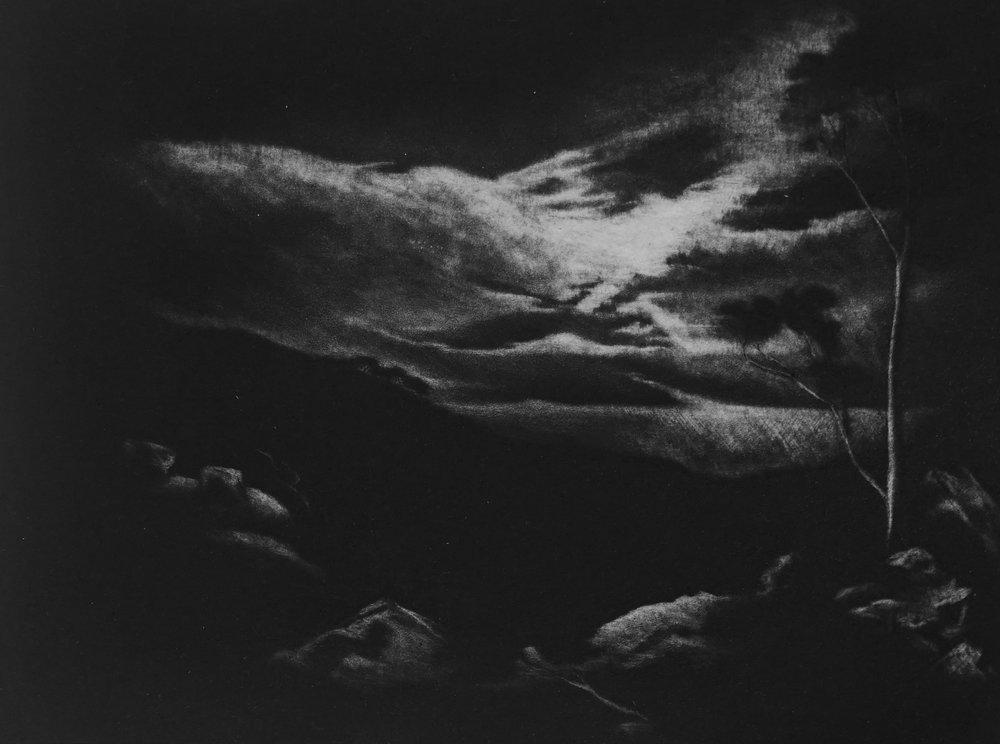 Sublime Distance (ridgeline), 2018