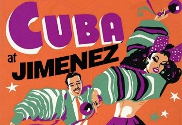August 3rd @ 8pm: CUBA At Jimenez - Thursday at 8pm, we are excited to have you over for LIVE CUBAN Music performed by Sammy Galvez y Son De Tres. It is like Havana under the stars with live music, Cuban cocktails and Cuban sandwiches. Join Us for Dance - Drink - Laugh!