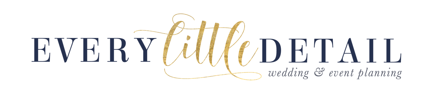 Every Little Detail - Wedding Planner | Richmond, Virginia