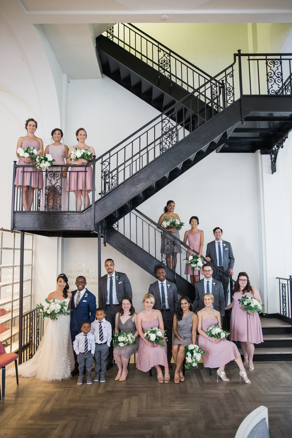 MY WEDDING WAS PERFECT IN EVERY WAY THANKS TO NICA AND HER CREW! -