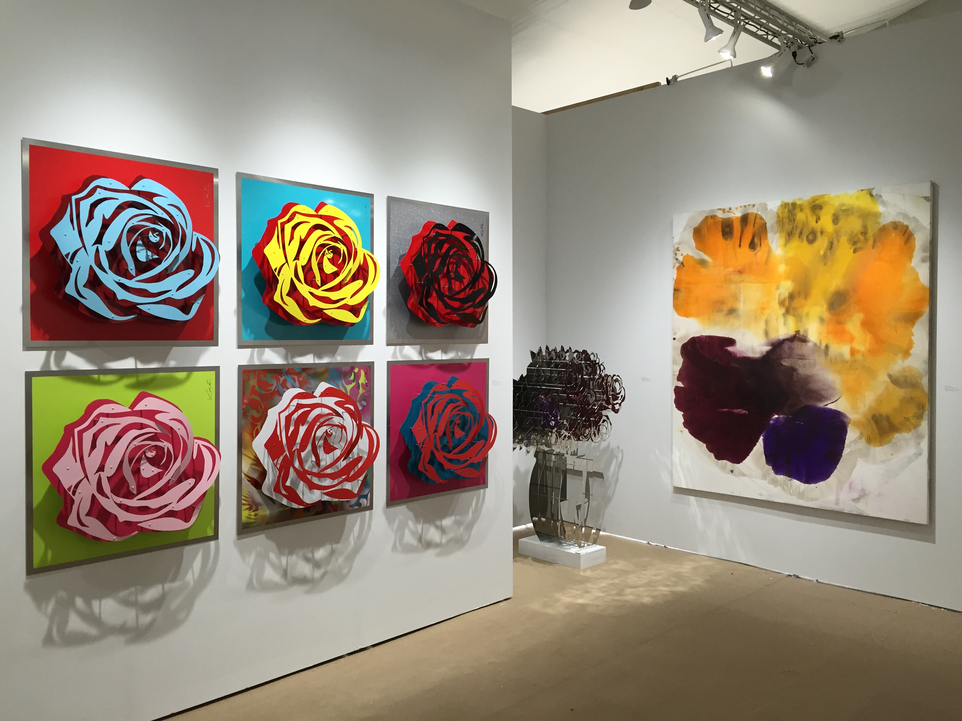 4 Kalish 2016 Multi Panel Roses.JPG