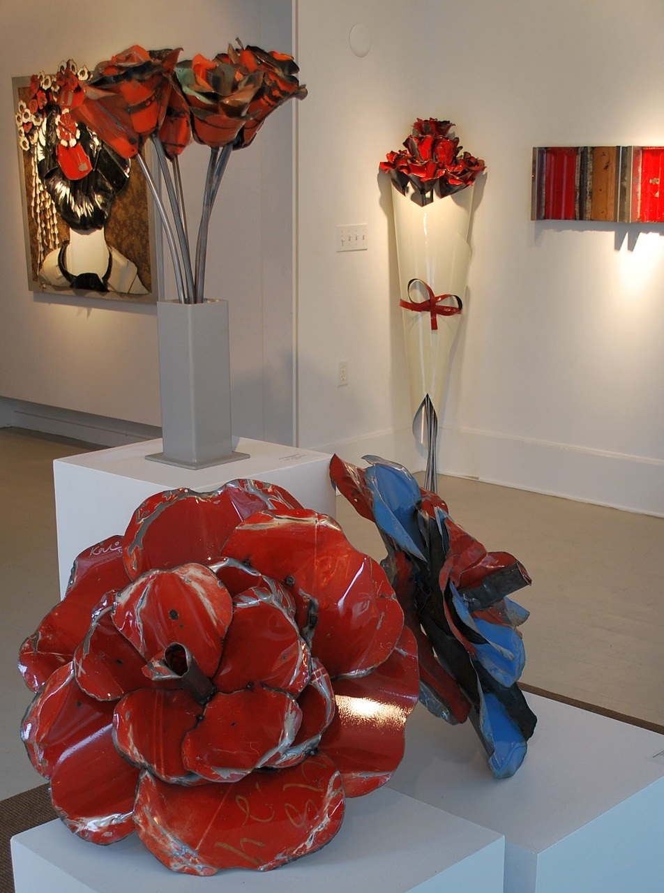 Eckert Fine Art Solo Show