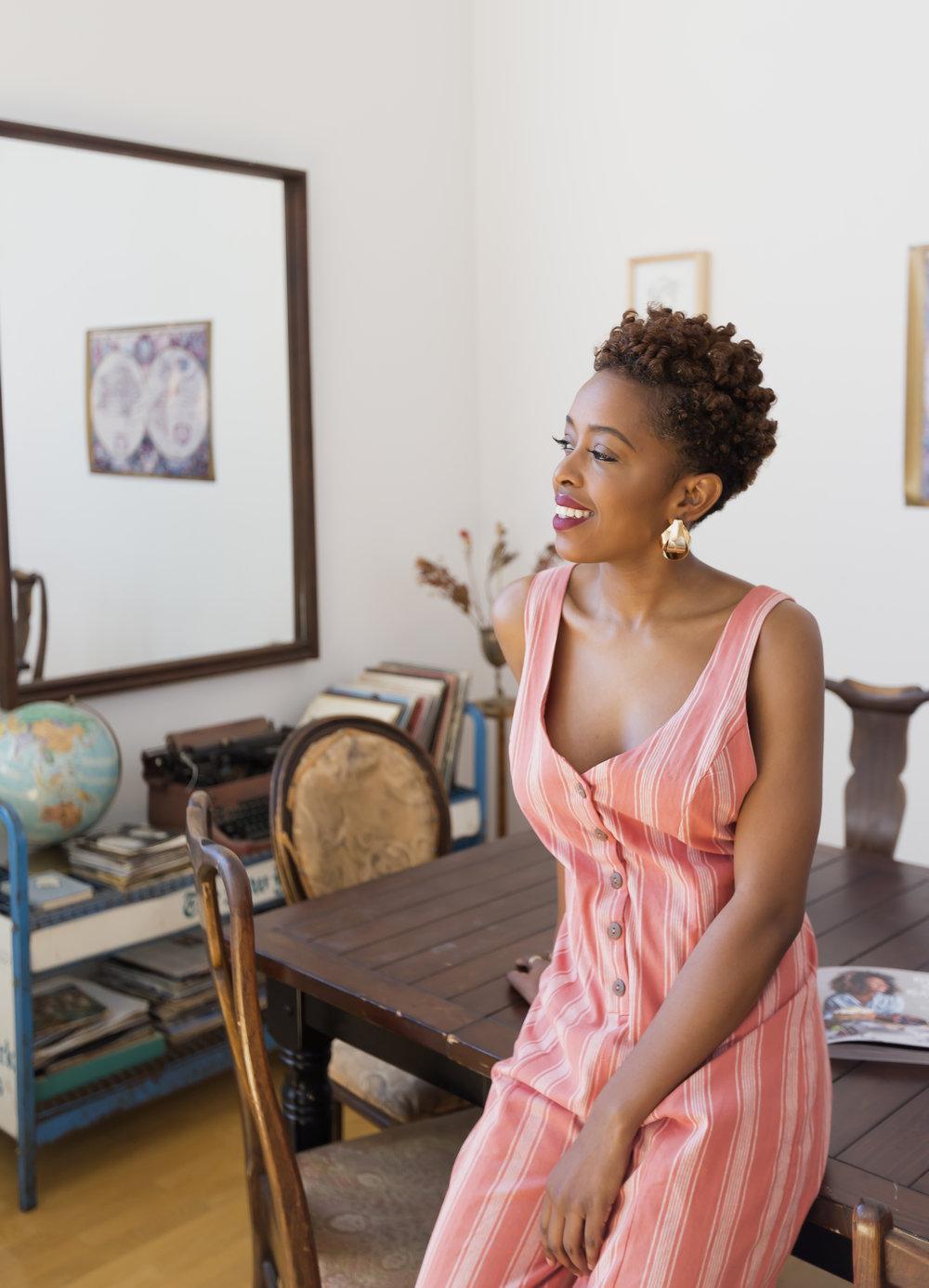 Sunday  --- Sade  MUA:TaNeisha Nichole