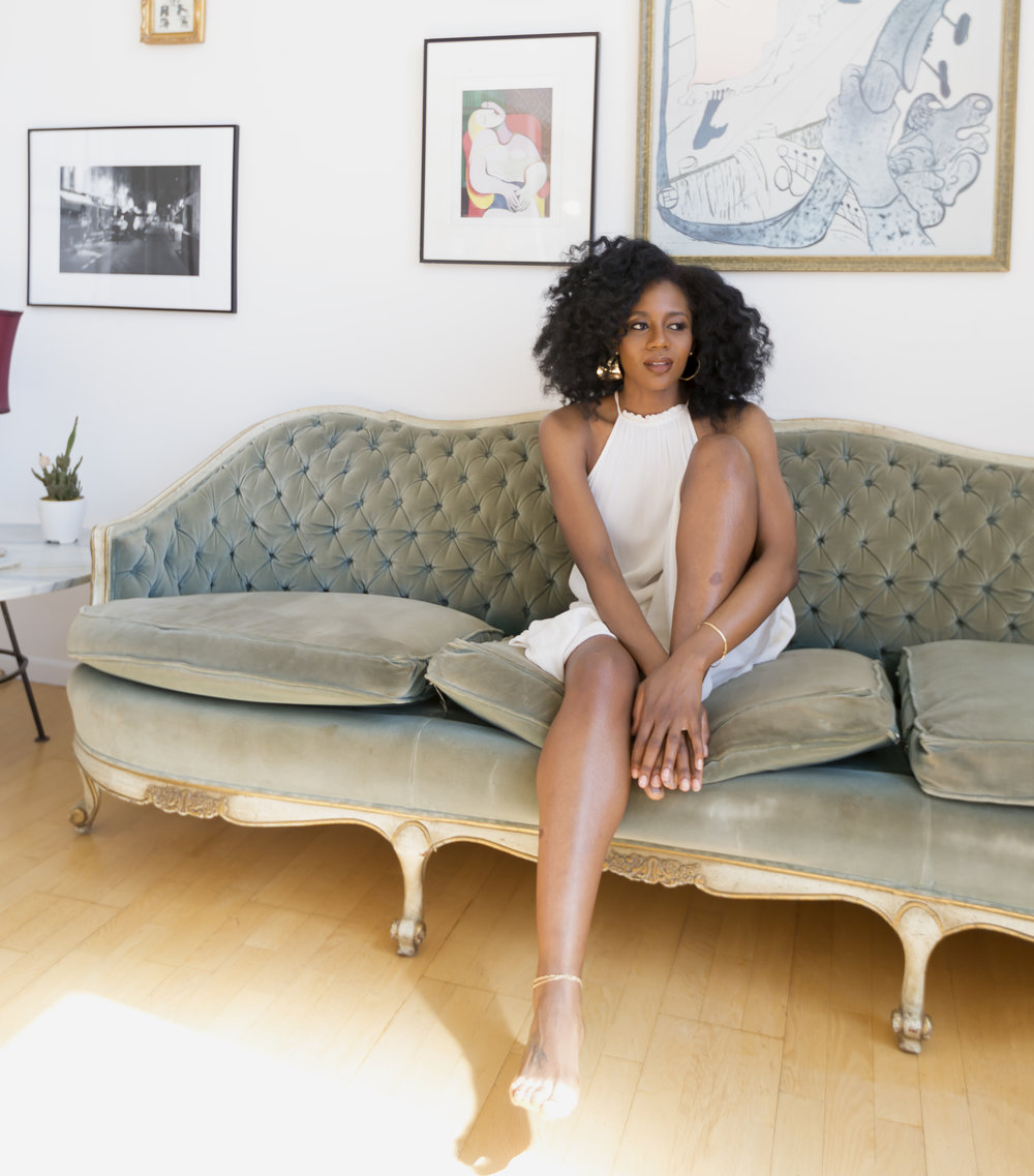 Sunday  --- Raven  MUA:TaNeisha Nichole