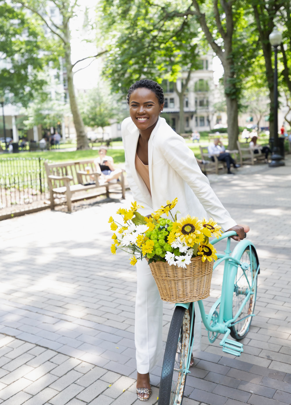 Asa | Tiffany Blue Bike Magic