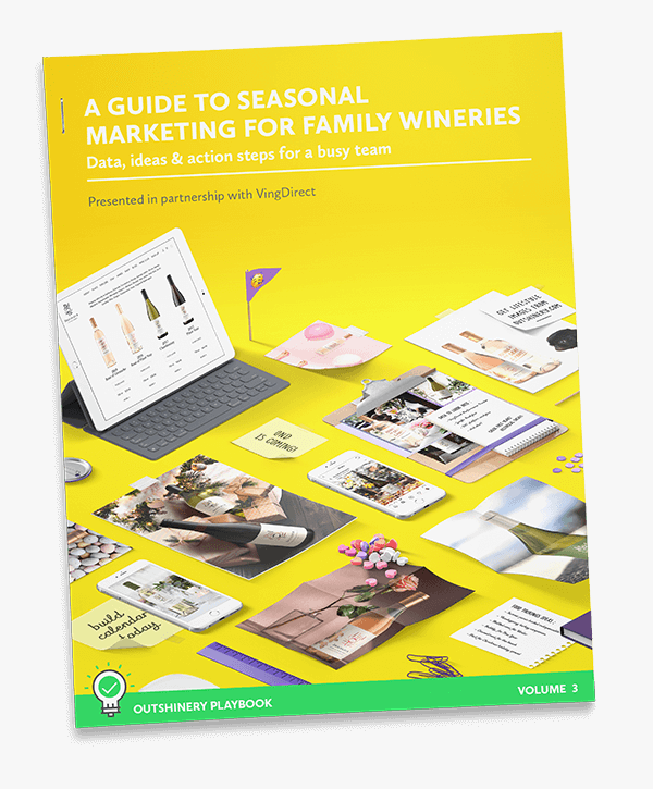 - For a more in-depth look at seasonal marketing, download our free Guide To Seasonal Marketing for Family Wineries.Presented in partnership with DtC experts, VingDirect.