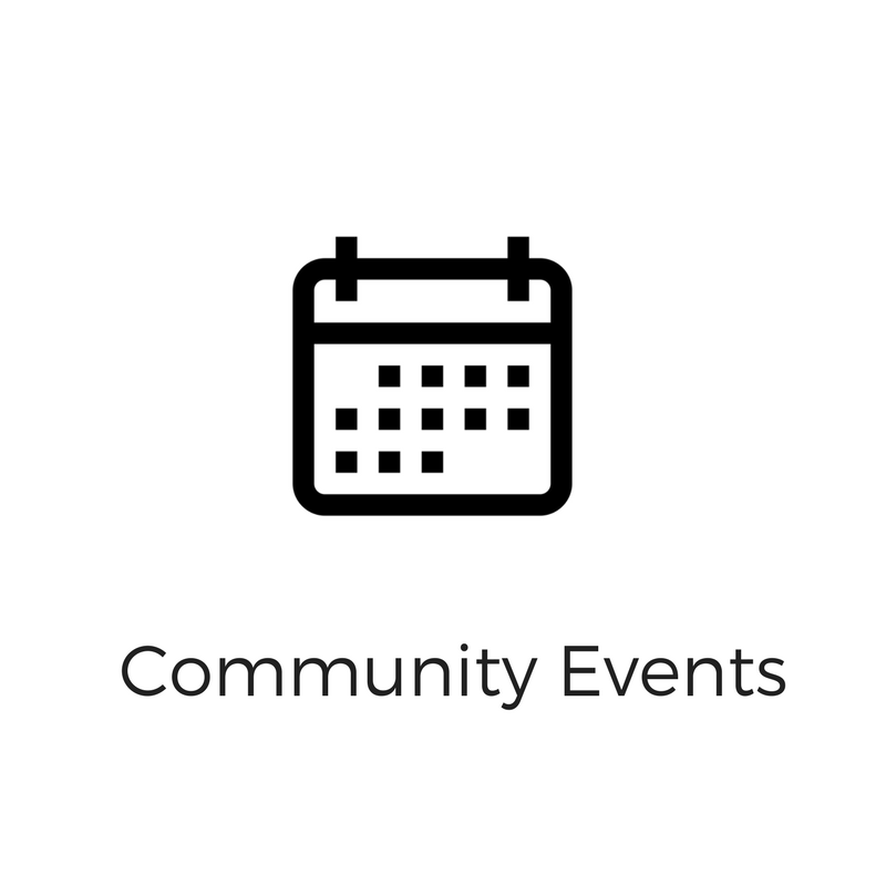 We offer free events for people of all ages. View our calendar to RSVP for an event.