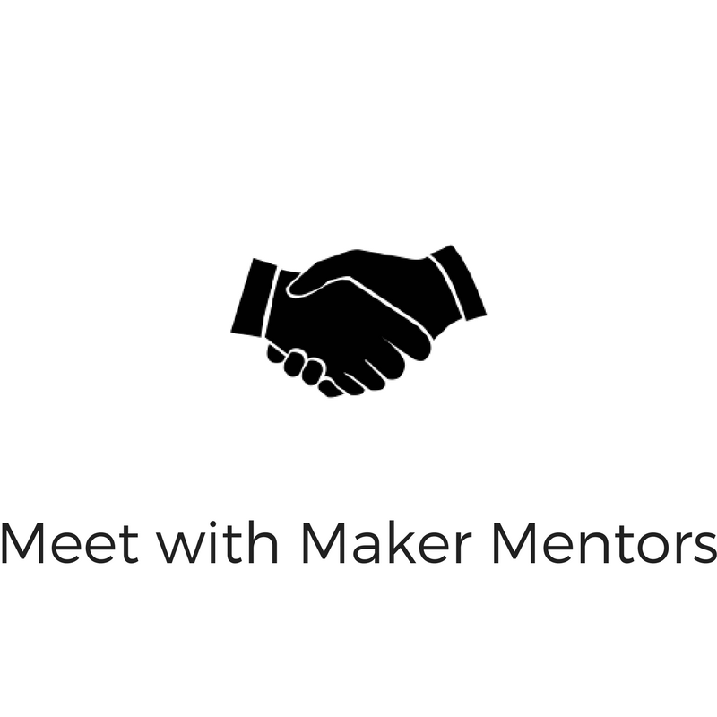 We have a cadre of expert Maker Mentors and Maker Ambassadors on hand to help with any project -- from a science fair project to a new product idea.