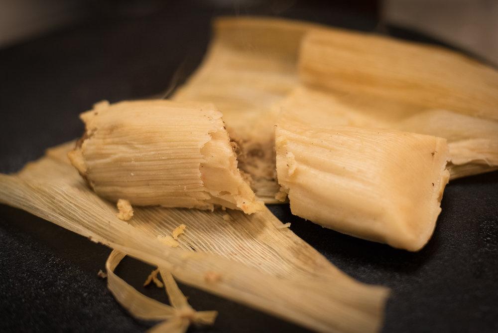 Tamales -