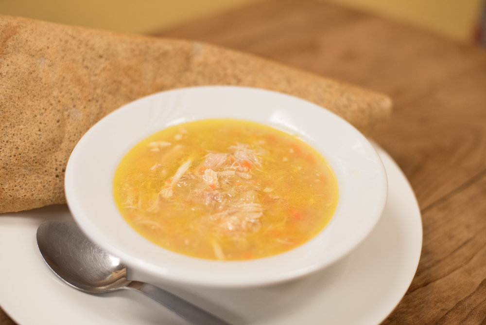 Hearty Soups -