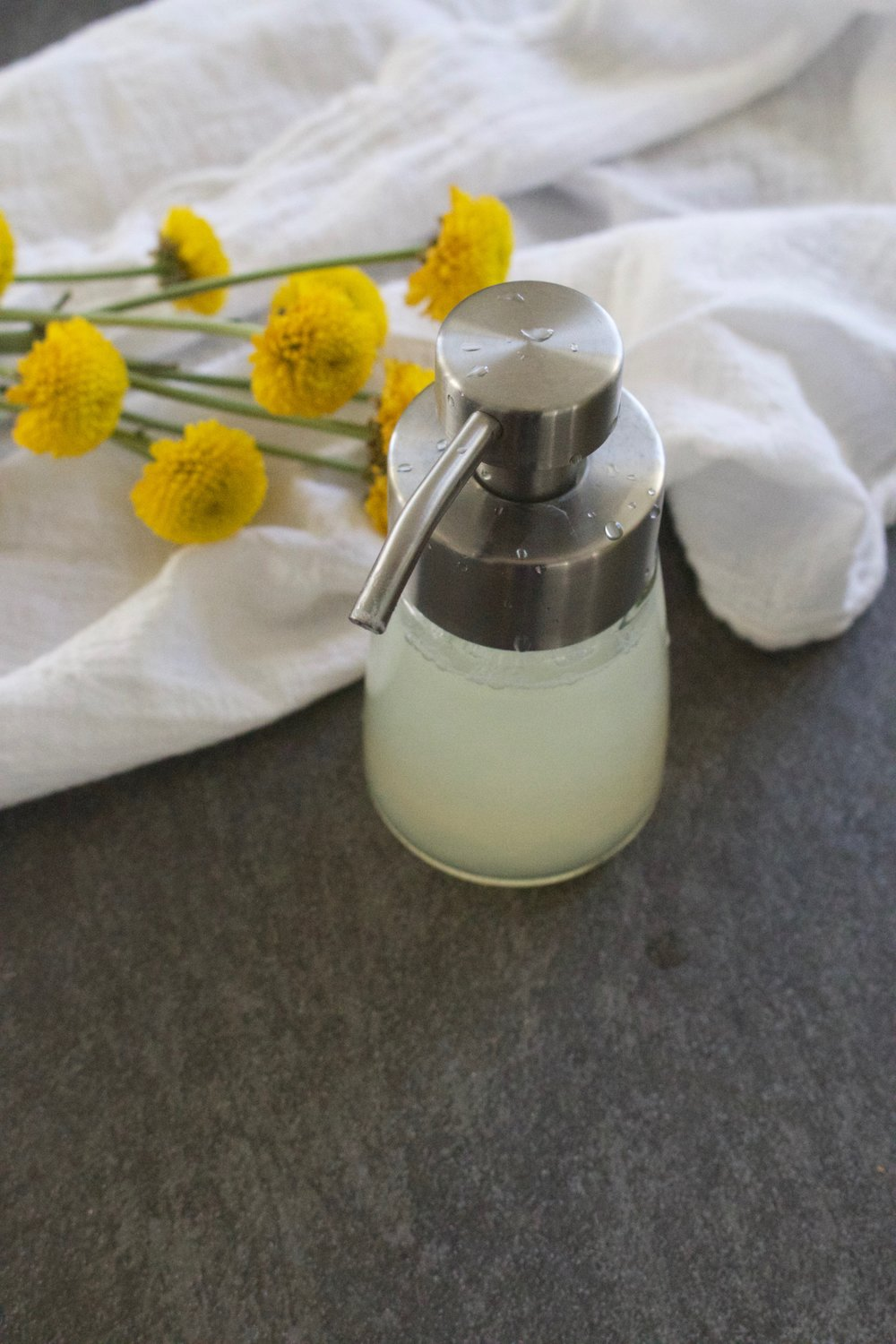 SIMPLE NATURAL HAND SOAP