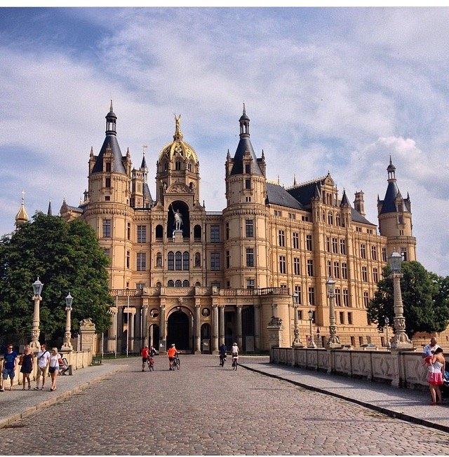 Schwerin, Germany 2014.