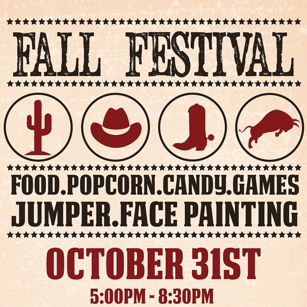 CRC FIRST FALL FESTIVAL    read more