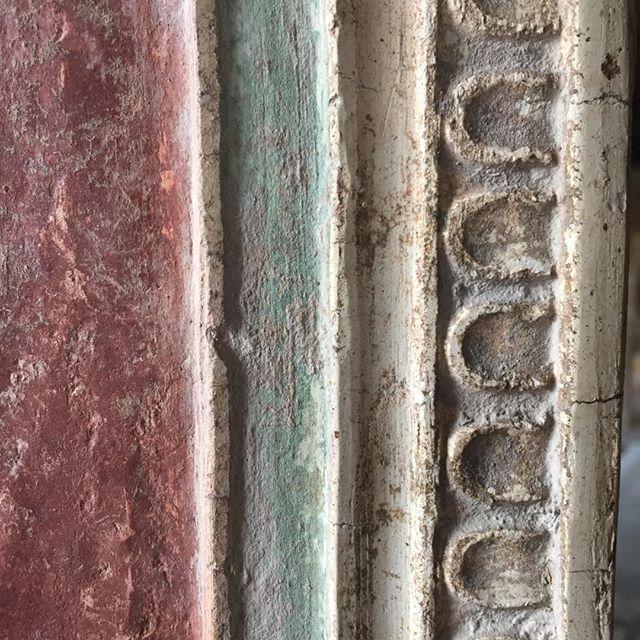 Fine stucco, Pompeii