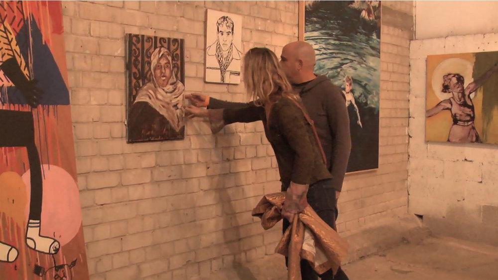 Group Gallery,  Israel, Tel, Aviv, Jaffa-Tel Aviv, Art, Culture, Gallery, JaffaMarket4.jpg