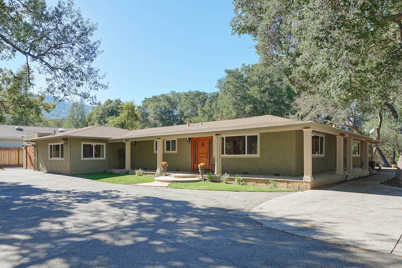 18602 Saratoga Los Gatos Rd, Los Gatos  4 bed • 4 1/2 bath • 3,100 sqft