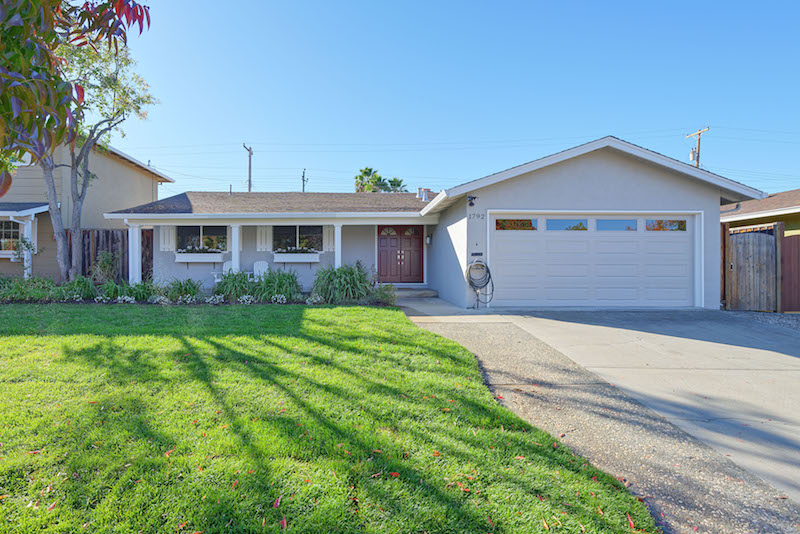 1792 Cardel Way, San Jose   3 bed • 2 bath • 1,496 sqft