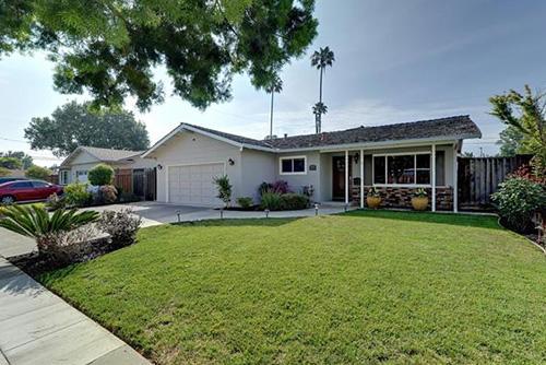 1556 Darlene Ave, San Jose  3 bed • 2 bath • 1,490 sqft