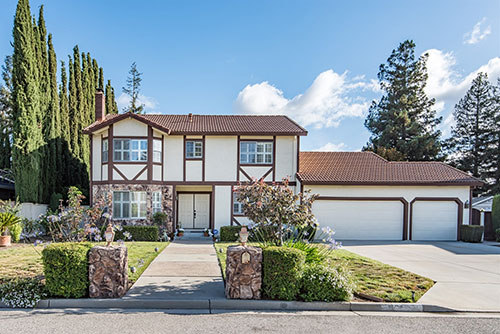 18759 Cabernet Drive, Saratoga  5 bed • 3 bath • 2,996 sqft • represented buyer