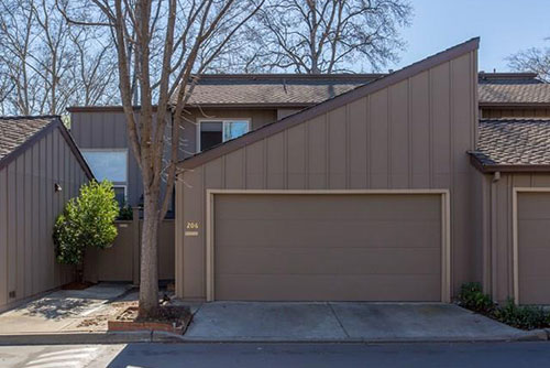 206 Charter Oaks Circle, Los Gatos  3 bed • 2.5 bath • 1,574 sqft • represented buyer