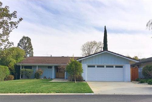 136 Hillbrook Drive, Los Gatos  5 bed • 2.5 bath • 2,263 sqft • represented buyer