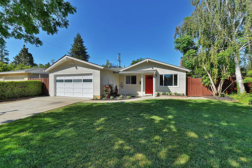 174 Las Astas Drive, Los Gatos  3 bed • 2 bath • 1,340 sqft • represented buyer