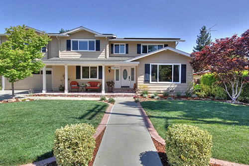15805 Edmund Drive, Los Gatos  4 bed • 3.5 bath • 2,579 sqft • represented buyer