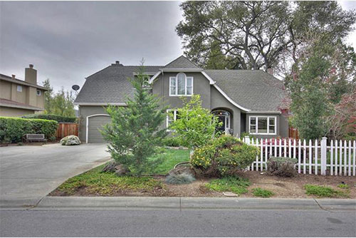 17506 Vineland Avenue, Monte Sereno  4 bed • 3.5 bath • 2,718 sqft • represented buyer
