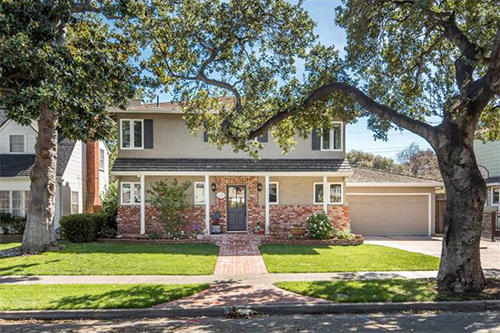 1900 University Way, San Jose  4 bed • 3.5 bath • 2,750 sqft • represented buyer