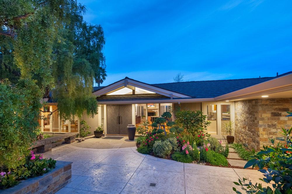 14567 Eastview Drive Los Gatos  4 bedrooms • 4 bathrooms • 4,039 sq ft interior