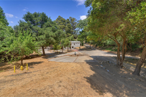 17220 and 17250 Pine Ave, Los Gatos  Two flat lot opportunity • 1.5 acres total
