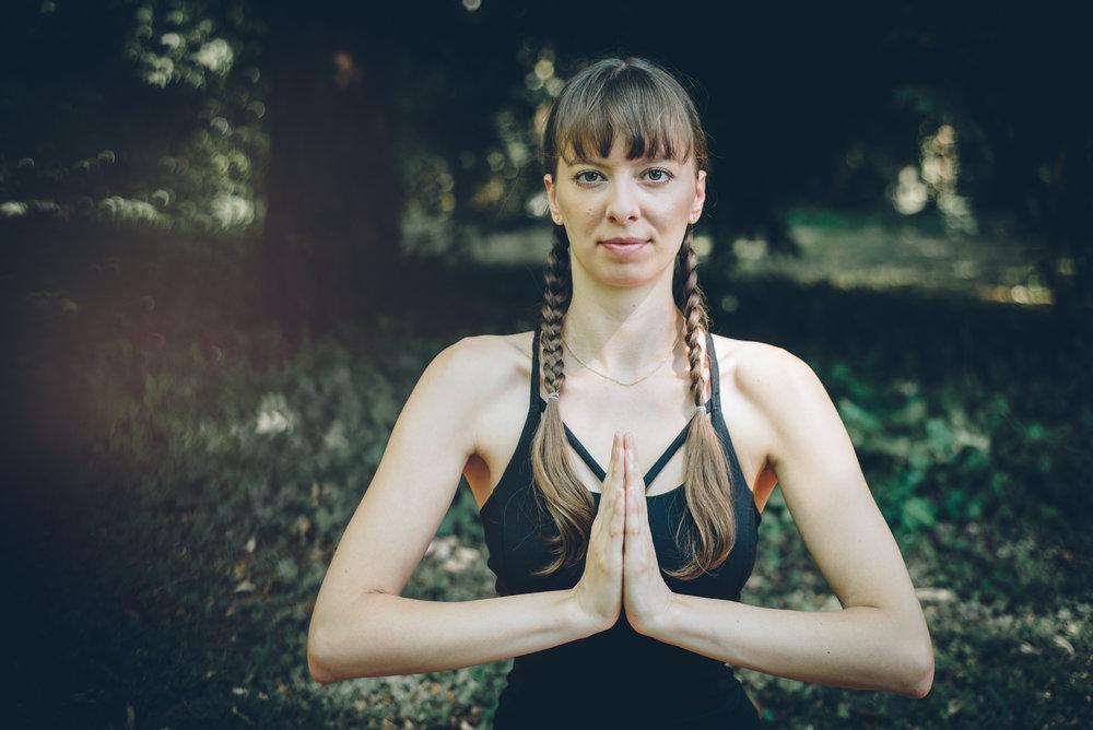 Yoga is ease