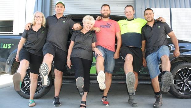 Hortus raise money for Relay For Life