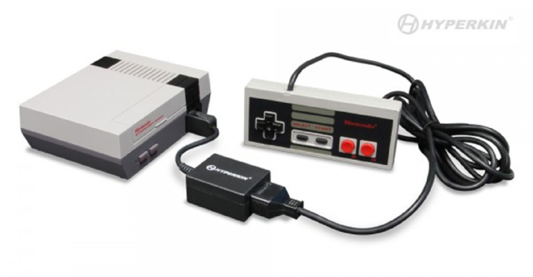 NES Controller to NES Classic Adapter - Hyperkin