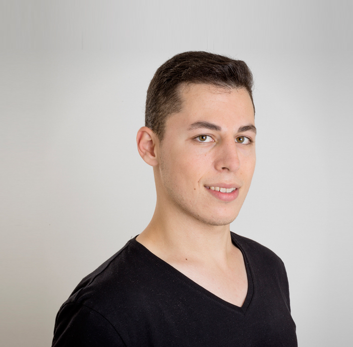Ariel Nepomniashchy Software and Algorithm Developer