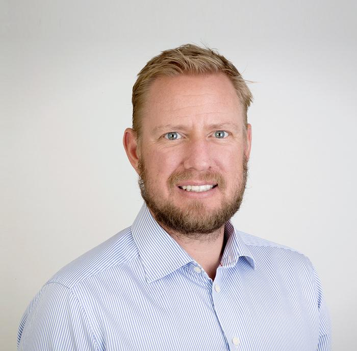 Jon Ulvestad VP of Market Development