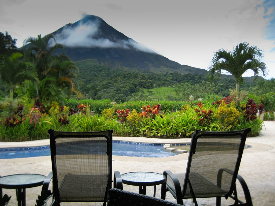 A View of Arenal