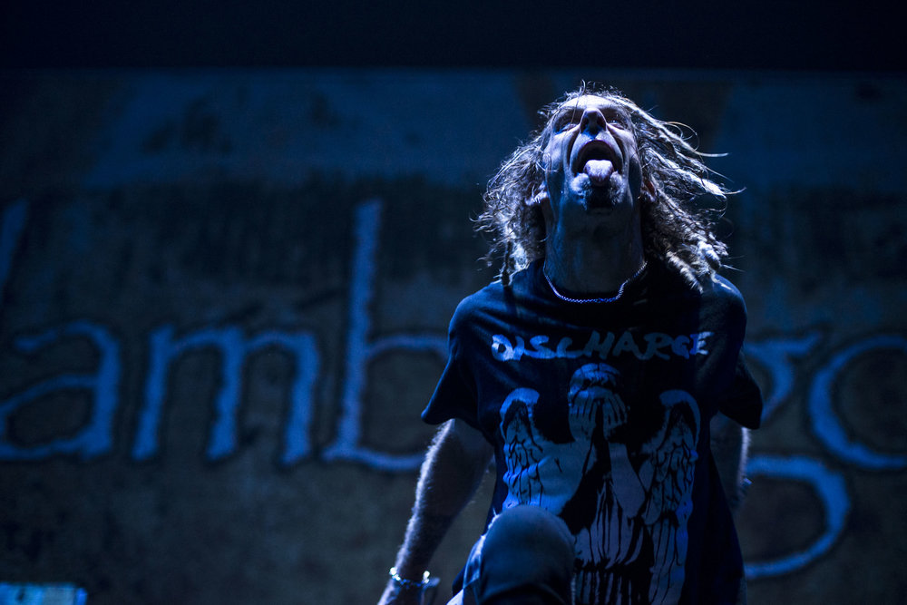 LAMB OF GOD - VECTOR ARENA, AUCKLAND