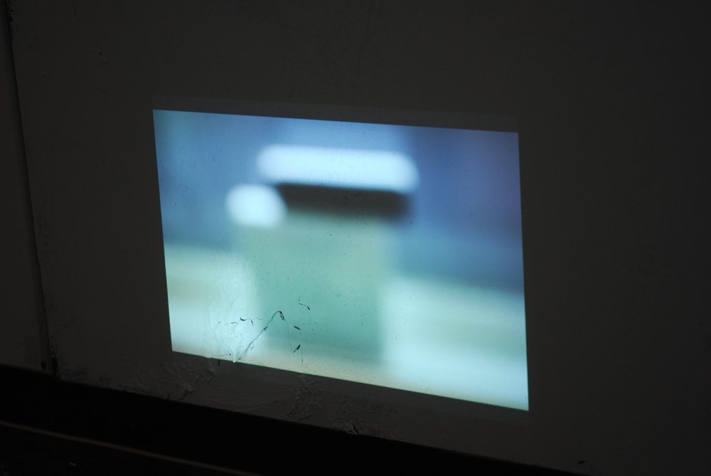 Holly Rowan Hesson,  Five by five , 2013, projection series, dimensions variable