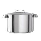 Deep large pot