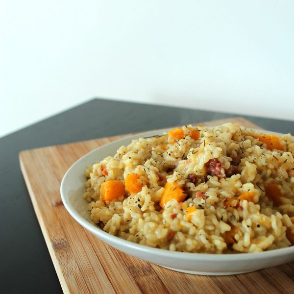 A mouth-watering risotto for hungry mouths - Lunch, Dinner
