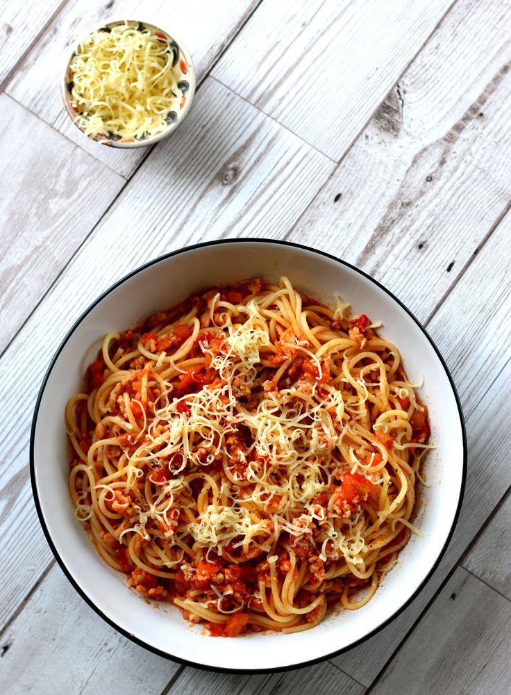 Pork Ragu Spaghetti by Limahl Asmall
