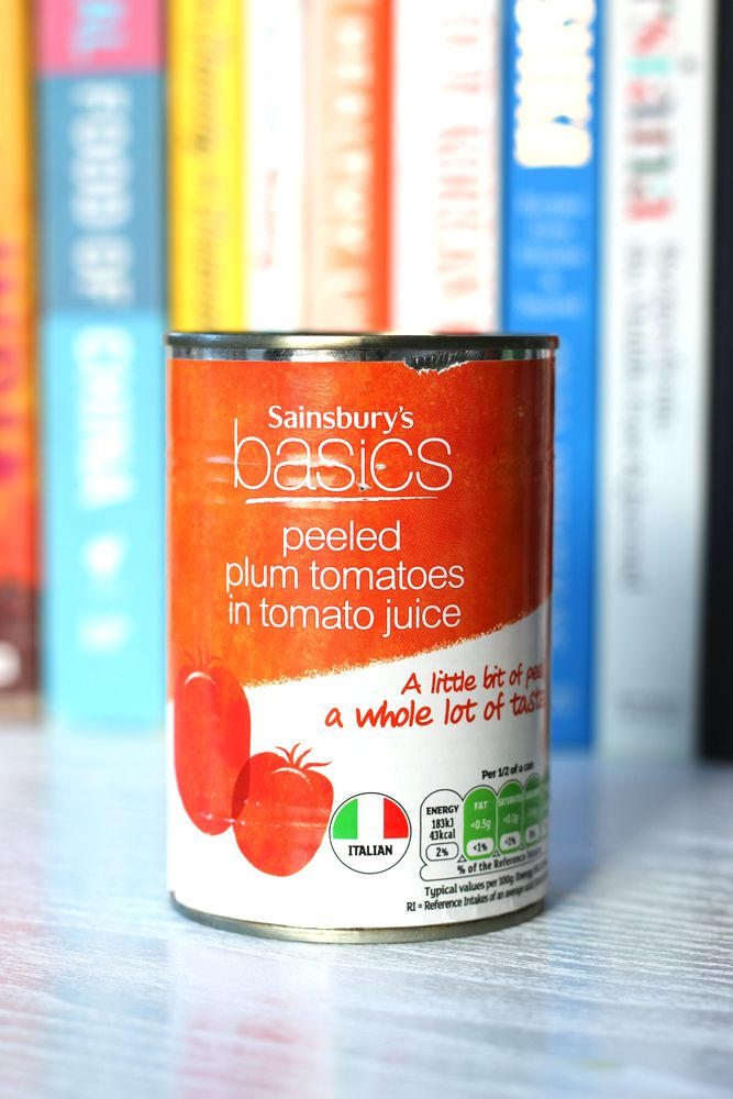 limahl-asmall-tiny-budget-cooking-sainsbury's-basics-peeled-plum-tomatoes