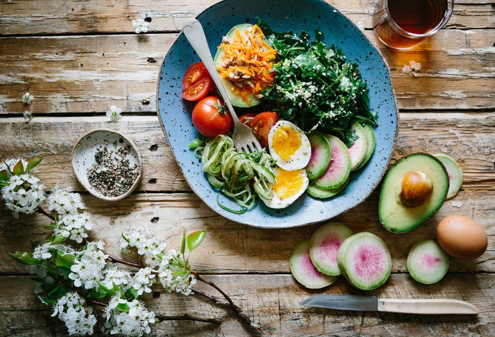 A Nutritionist's Guide to a Balanced Plate of Food.  - By Katie Robinson